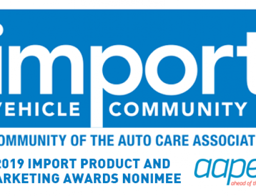 Steel Seal Nominated for Import Product Awards