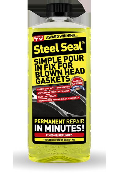 Steel Seal Bottle New